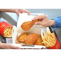 麥當勞舉辦「開箱文大賽」 獲獎免費吃麥脆雞套餐!
