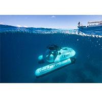 最貴海中Uber!澳洲期間限定「共享潛水艇」