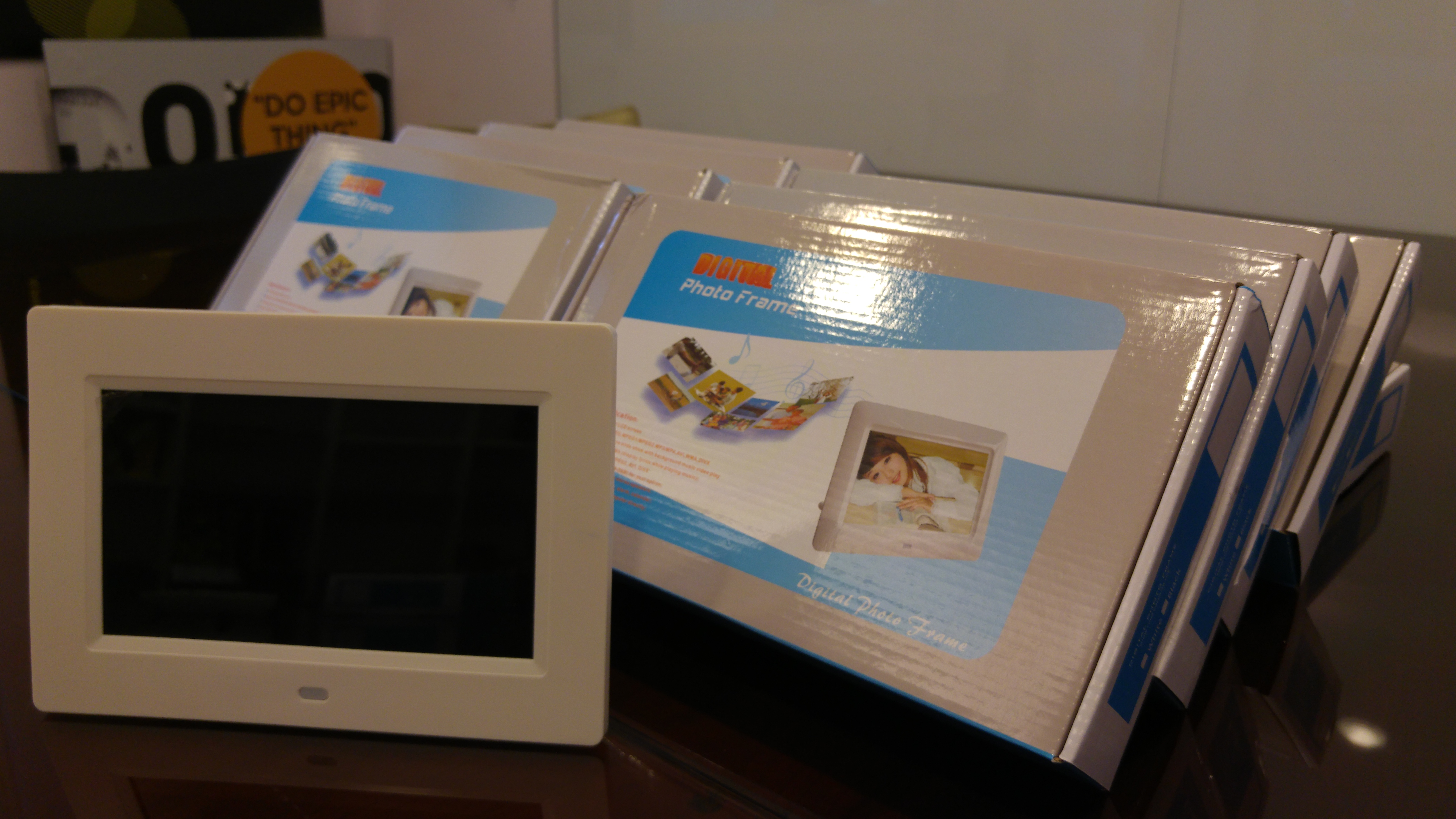 數位相框 客製化製作